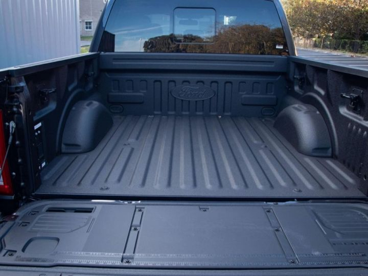 Ford F150 PLATINUM 2021 3,5 L V6 EcoBoost TVA RECUP/PAS TVS/PAS ECOTAXE Agate Black Neuf - 6