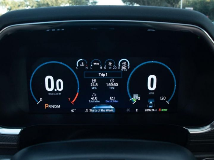 Ford F150 PLATINUM 2021 3,5 L V6 EcoBoost TVA RECUP/PAS TVS/PAS ECOTAXE Agate Black Neuf - 10