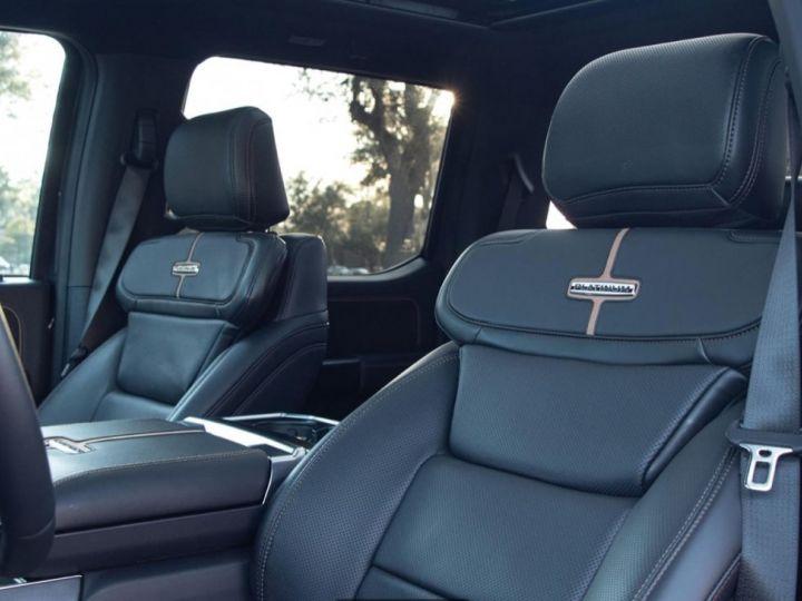 Ford F150 PLATINUM 2021 3,5 L V6 EcoBoost TVA RECUP/PAS TVS/PAS ECOTAXE Agate Black Neuf - 14