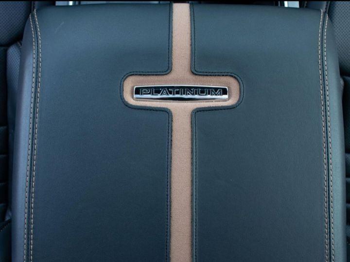 Ford F150 PLATINUM 2021 3,5 L V6 EcoBoost TVA RECUP/PAS TVS/PAS ECOTAXE Agate Black Neuf - 17