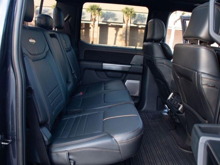 Ford F150 PLATINUM 2021 3,5 L V6 EcoBoost TVA RECUP/PAS TVS/PAS ECOTAXE Agate Black Neuf - 19