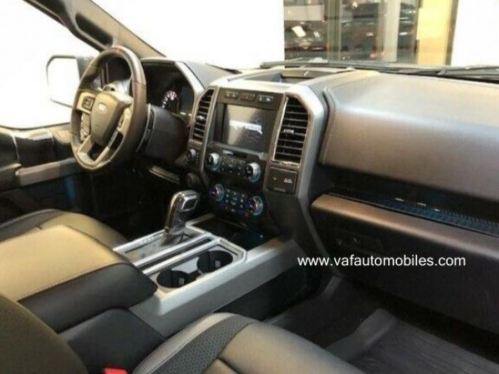 Ford F150 Raptor 450 CH Supercab V6 Ecoboost Twin Turbo  GRIS FONCE Vendu - 3
