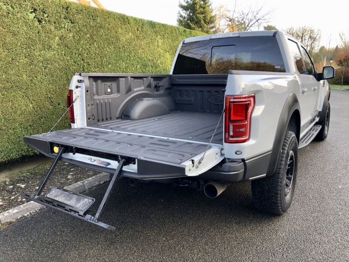 Ford F150 RAPTOR SUPERCREW 2017 Full option version US AVALANCHE GREY Occasion - 5