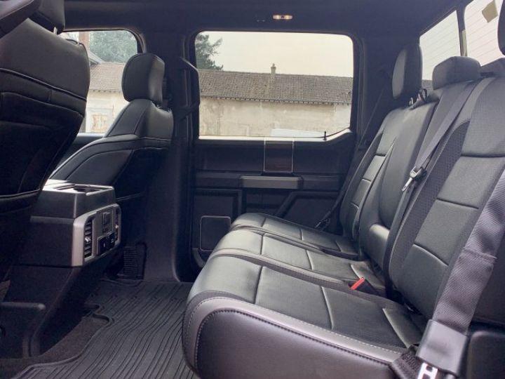 Ford F150 Raptor Supercrew E85 - PAS D'ECO TAXE/PAS TVS/TVA RECUP Noir ou Magnetic Metallic Neuf - 14