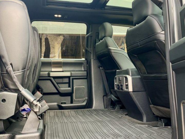 Ford F150 Raptor Supercrew E85 - PAS D'ECO TAXE/PAS TVS/TVA RECUP Noir ou Magnetic Metallic Neuf - 19