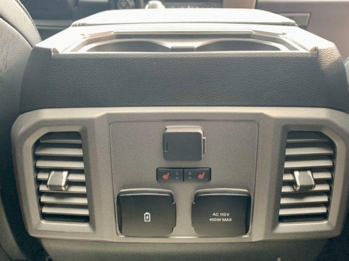 Ford F150 Raptor Supercrew E85 - PAS D'ECO TAXE/PAS TVS/TVA RECUP Noir ou Magnetic Metallic Neuf - 20