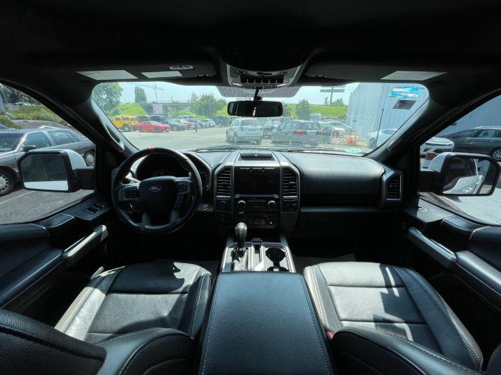 Ford F150 Raptor SuperCrew V6 3.5L EcoBoost Blanc - 8