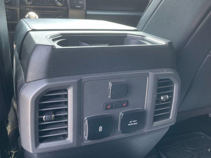 Ford F150 Raptor SuperCrew V6 3.5L EcoBoost Blanc - 13