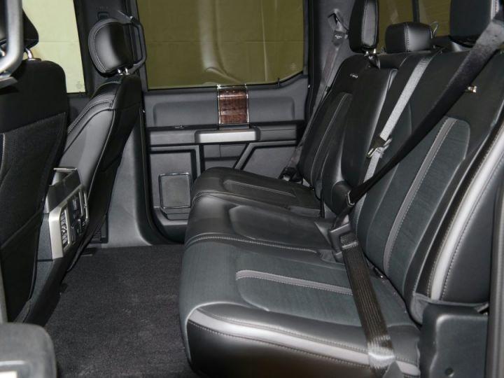 Ford F150 SUPERCREW PLATINIUM 4X4 NOIR Neuf - 6