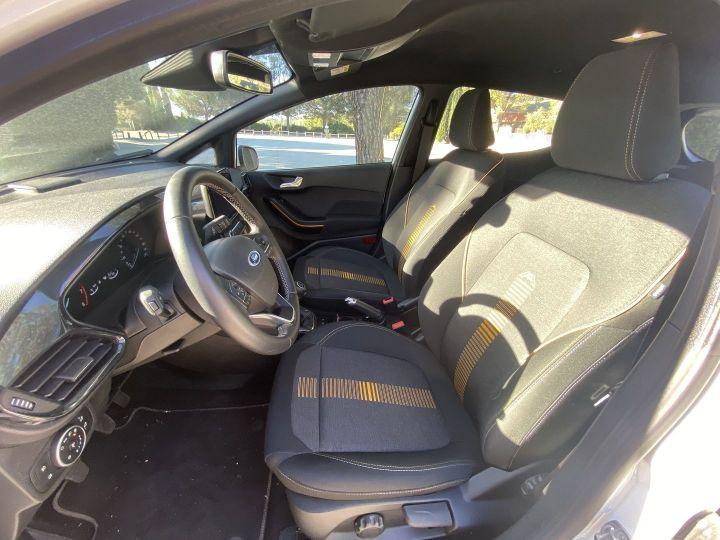 Ford Fiesta 1.0 ECOBOOST 85CH S&S 4CV EURO6.2 Blanc - 6