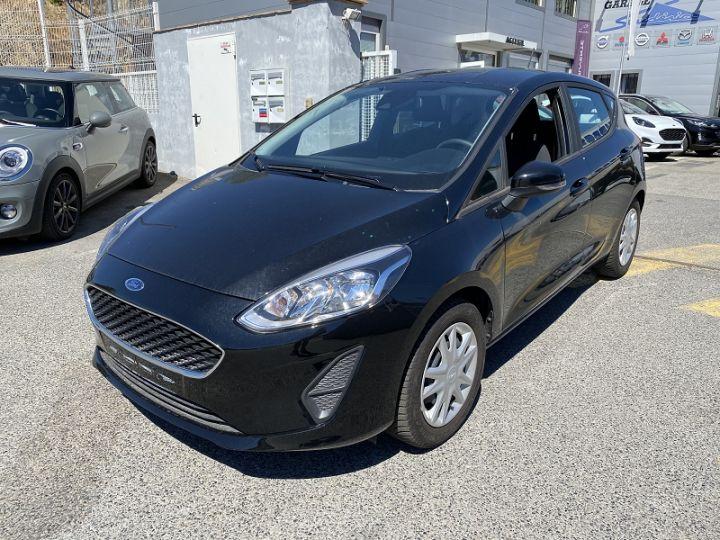 Ford Fiesta 1.1 70CH ESSENTIAL 3P EURO6.2 Noir - 1