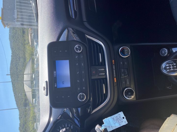 Ford Fiesta 1.1 70CH ESSENTIAL 3P EURO6.2 Noir - 5