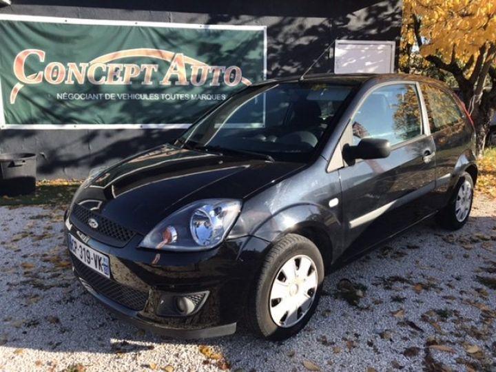 Ford Fiesta 1.4 TDCI SENSO NOIR'METAL  Occasion - 1