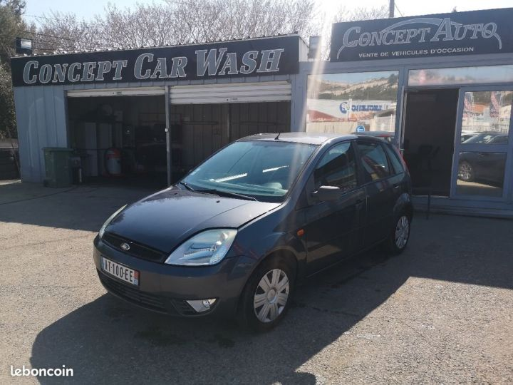 Ford Fiesta GRIS FONCE Occasion - 2