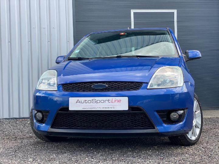 Ford Fiesta 2.0.i ST Bleu - 1