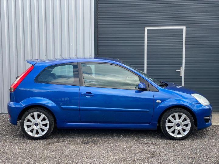 Ford Fiesta 2.0.i ST Bleu - 4