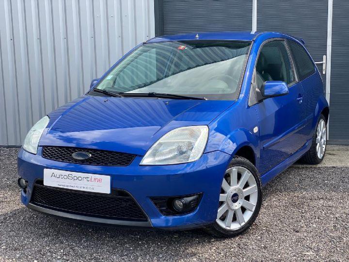 Ford Fiesta 2.0.i ST Bleu - 7