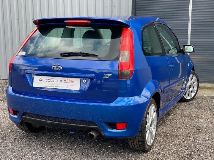 Ford Fiesta 2.0.i ST Bleu - 9
