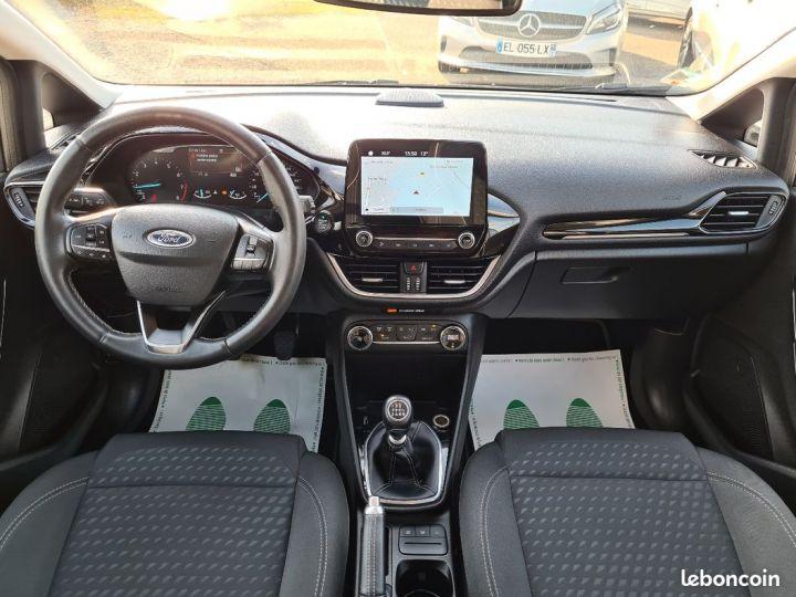 Ford Fiesta ecoboost 100 titanium 03/2018 1°MAIN APPLE CARPLAY AFIL GPS BT  - 5