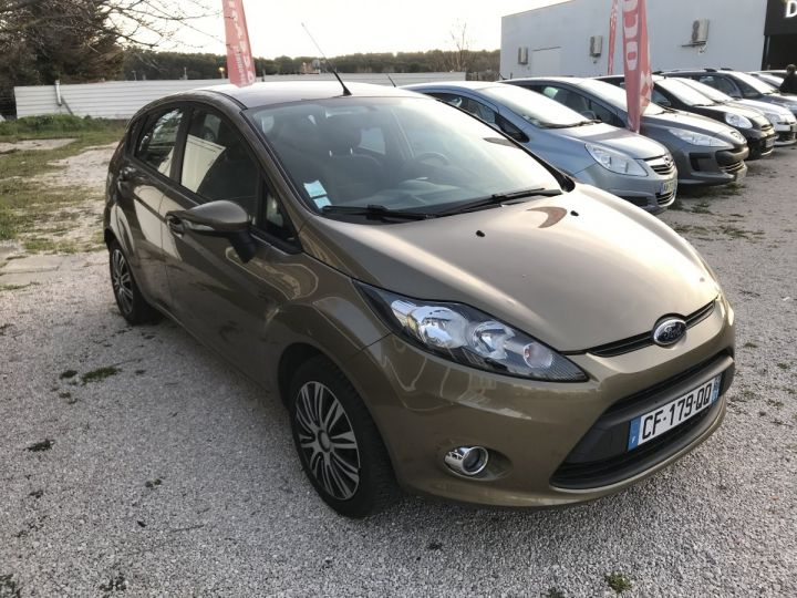 Ford Fiesta TREND METAL Occasion - 2