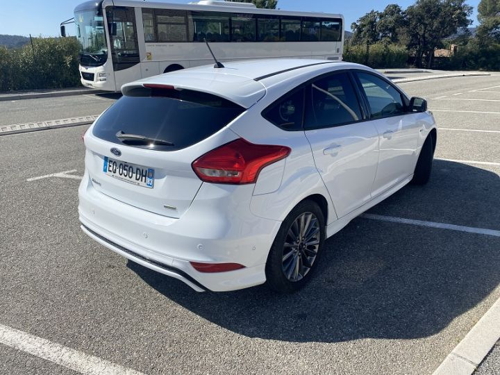 Ford Focus 1.0 ECOBOOST 125CH STOP&START EXECUTIVE Blanc - 3