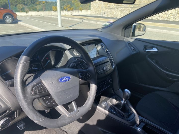 Ford Focus 1.0 ECOBOOST 125CH STOP&START EXECUTIVE Blanc - 5