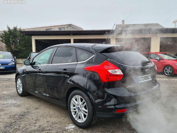 Ford Focus 1.0 scti ecoboost 125 titanium 03/2013 GPS REGULATEUR CLIM AUTO  - 2