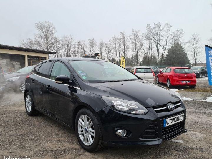 Ford Focus 1.0 scti ecoboost 125 titanium 03/2013 GPS REGULATEUR CLIM AUTO  - 3