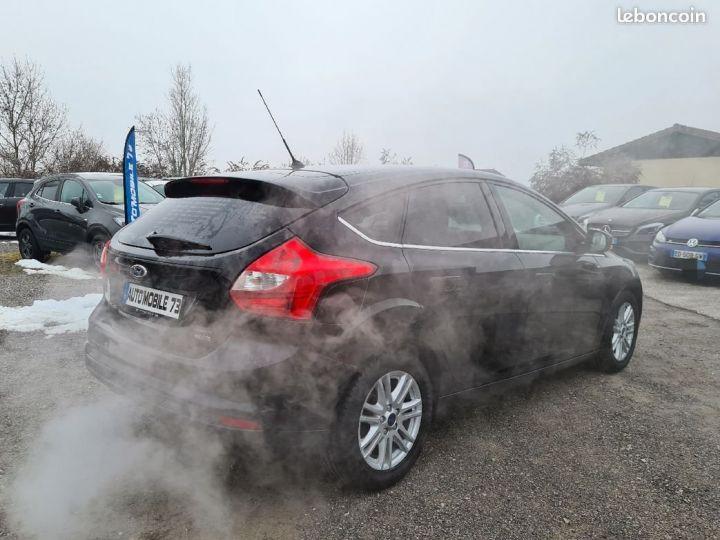 Ford Focus 1.0 scti ecoboost 125 titanium 03/2013 GPS REGULATEUR CLIM AUTO  - 4
