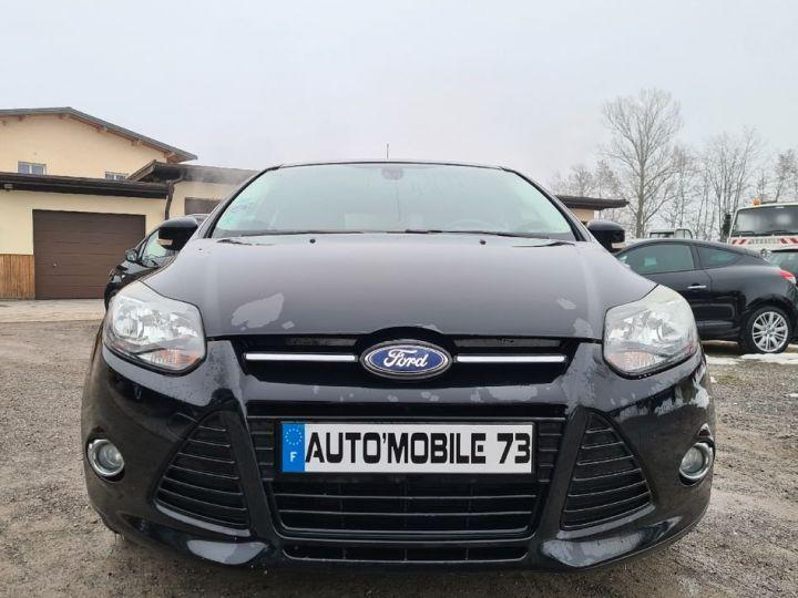 Ford Focus 1.0 scti ecoboost 125 titanium 03/2013 GPS REGULATEUR CLIM AUTO  - 5
