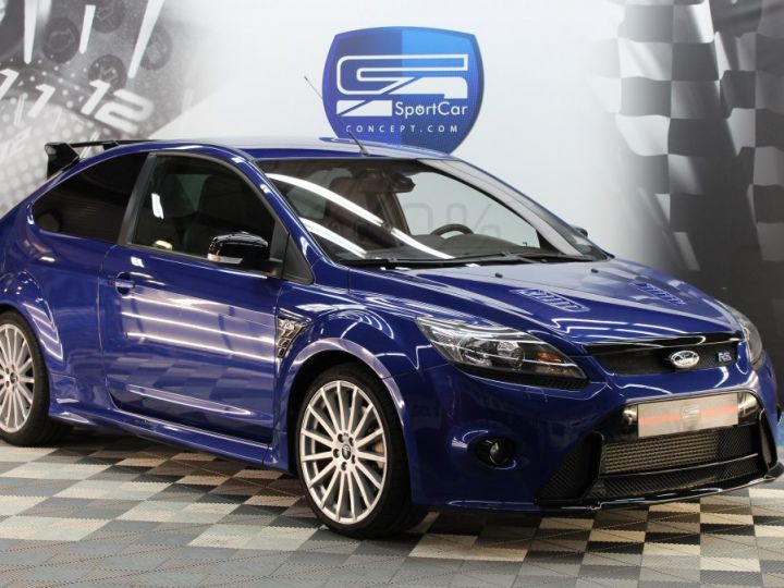 Ford Focus RS BLEU Occasion - 1