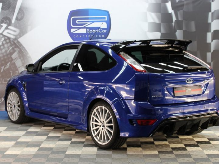 Ford Focus RS BLEU Occasion - 3