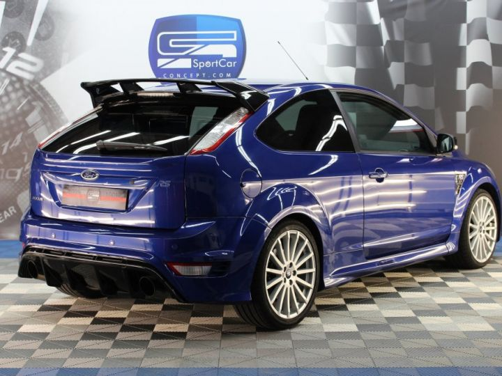Ford Focus RS BLEU Occasion - 4