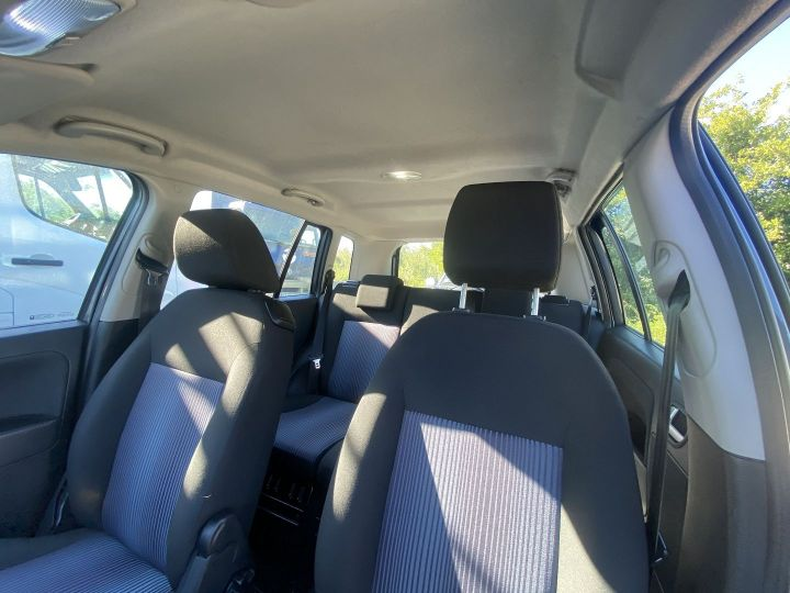 Ford Fusion 1.4 TDCI 68CH TREND Gris F - 5