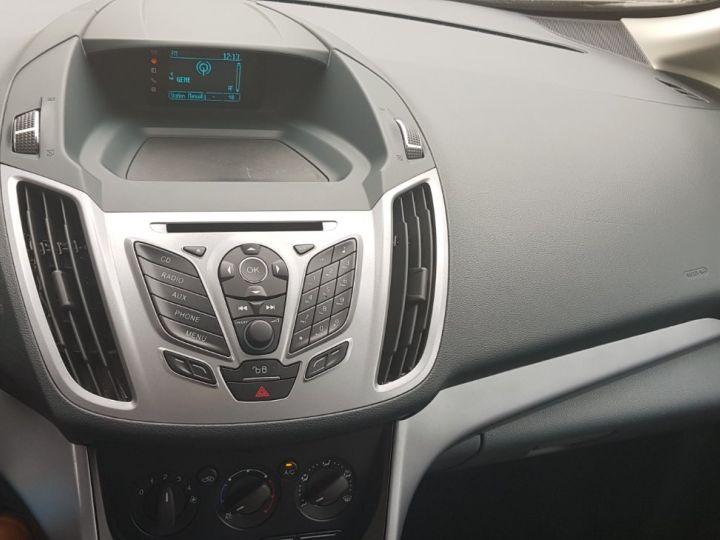 Ford Grand C-MAX 1.0 EcoBoost 100 S&S Edition Marron - 3