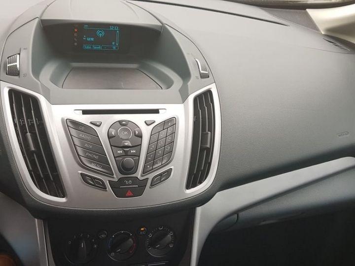 Ford Grand C-MAX 1.0 EcoBoost 100 S&S Edition Marron - 2