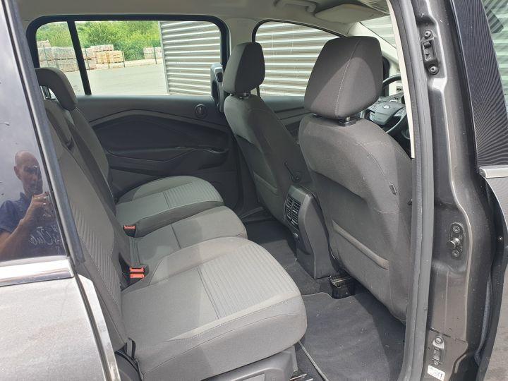 Ford Grand C-MAX max 2 1.0 ecoboost 125.7 pls titanium Gris Occasion - 6