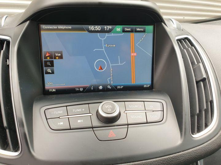 Ford Grand C-MAX max 2 1.0 ecoboost 125.7 pls titanium Gris Occasion - 10