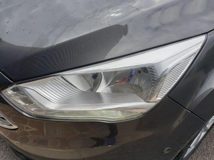 Ford Grand C-MAX max 2 1.0 ecoboost 125.7 pls titanium Gris Occasion - 15