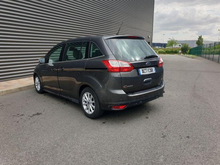 Ford Grand C-MAX max 2 1.0 ecoboost 125.7 pls titanium Gris Occasion - 18