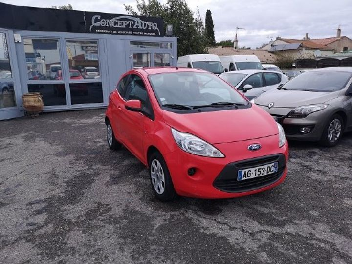 Ford Ka AMBIETE ROUGE METAL Occasion - 2