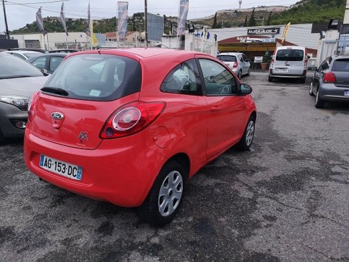 Ford Ka AMBIETE ROUGE METAL Occasion - 3