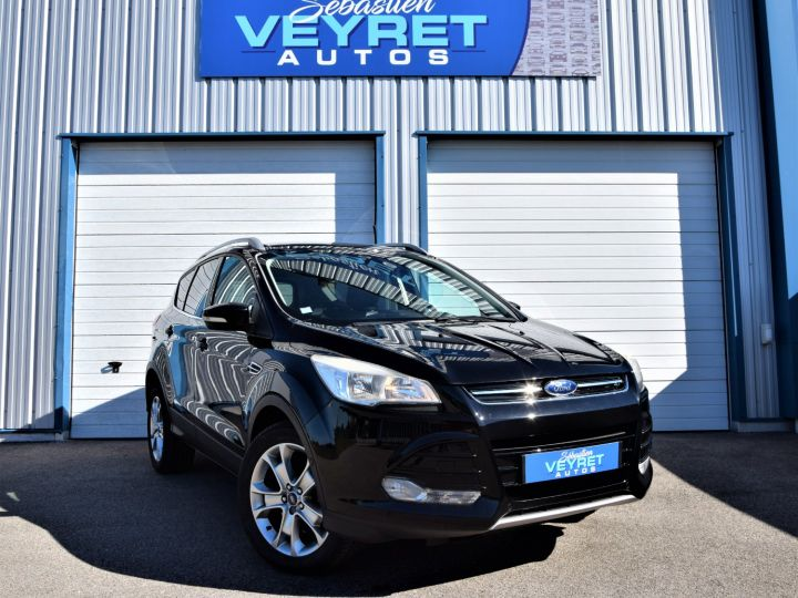 Ford Kuga 2.0 TDCi 4x4 140cv TITANIUM NOIRE - 1