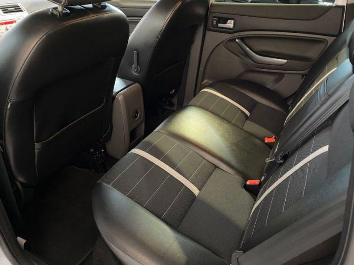 Ford Kuga 2.0 TDCI TITANIUM 4WD 140cv 4X4 5P BVM FAP BLANC - 8