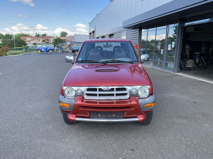 Ford Maverick 2.4 L Essence 115 CV GLS Bordeaux - 3