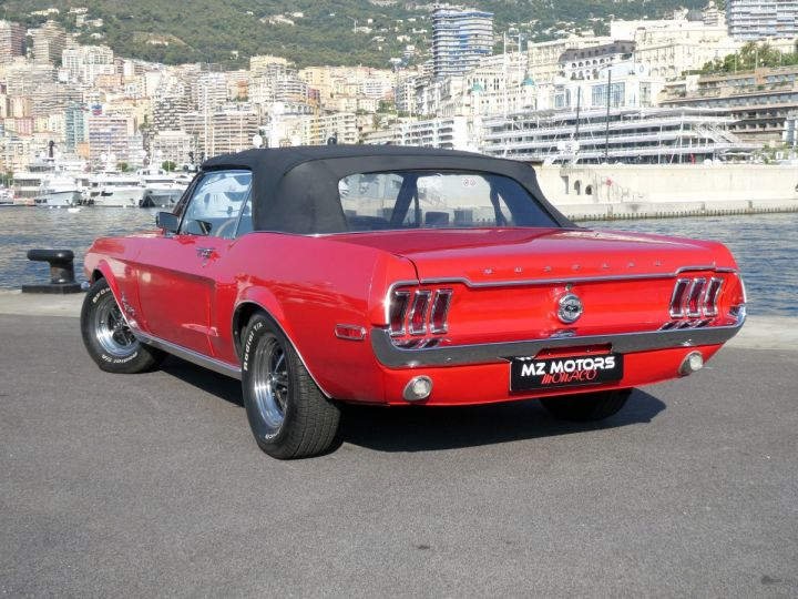 Ford Mustang Rouge Occasion - 10