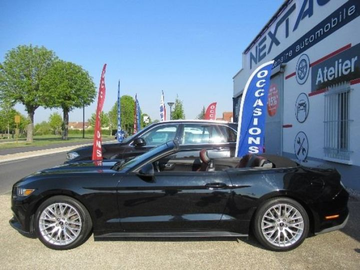 Ford Mustang 2.3 ECOBOOST 317CH Noir - 5