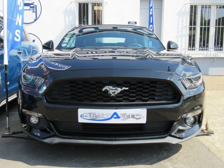 Ford Mustang 2.3 ECOBOOST 317CH Noir - 6