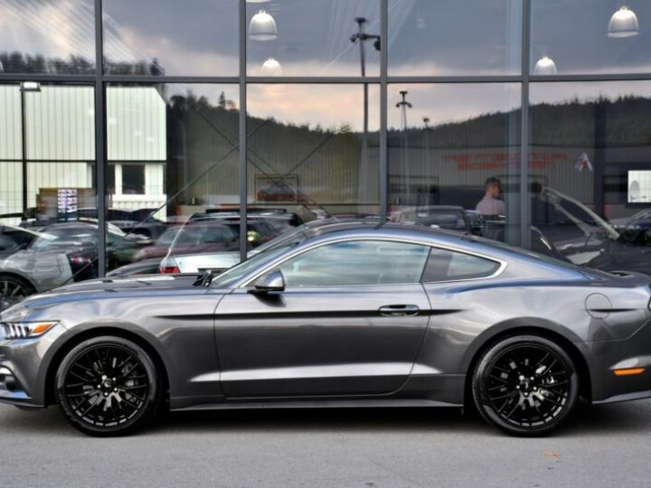 Ford Mustang 2.3 ECOBOOST 317CH BVA6 GRIS Occasion - 6