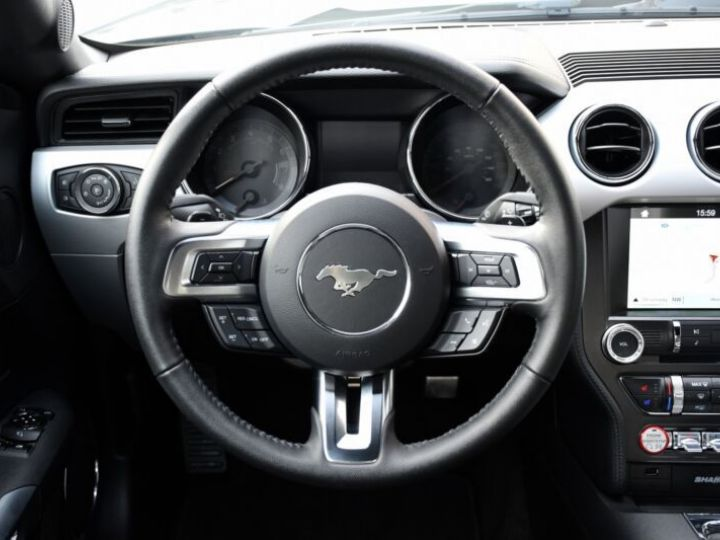 Ford Mustang 2.3 ECOBOOST 317CH BVA6 GRIS Occasion - 17
